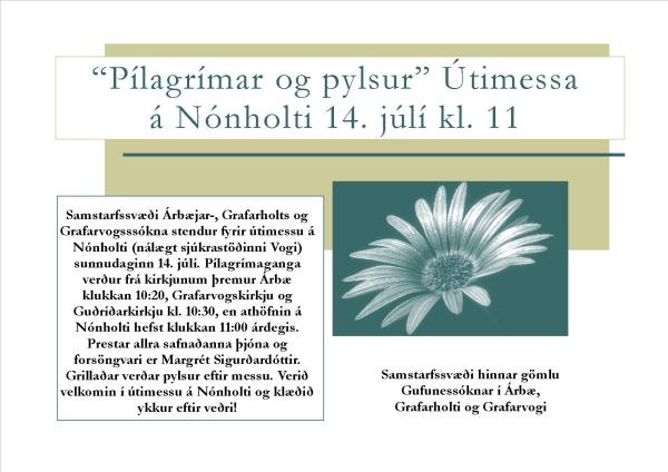 Pylsur og ílagrímar 140713