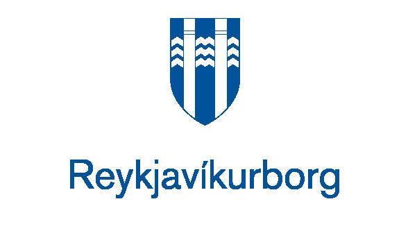 Reykjavík.Merki-a-vef-skjoldur-midja1