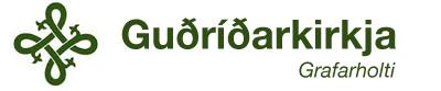 Guðríðarkirkja Logo
